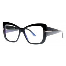 ÓCULOS DE GRAU TOM FORD TF 5602B 001 56 16 140 0