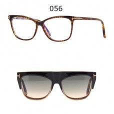 ÓCULOS DE GRAU CLIPON TOM FORD TF 5690-B 55 14 140 *0